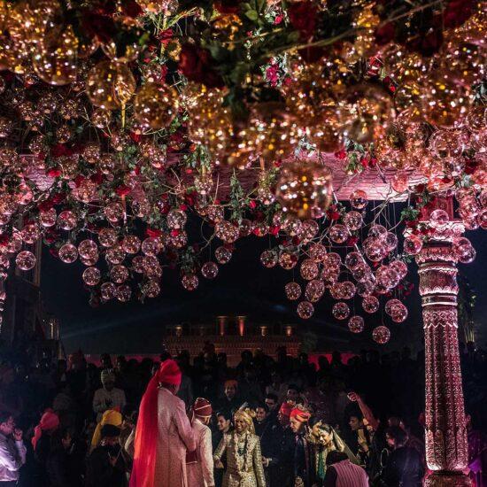 Kothari & Khaitan Wedding organized by E-Factor Entertainment
